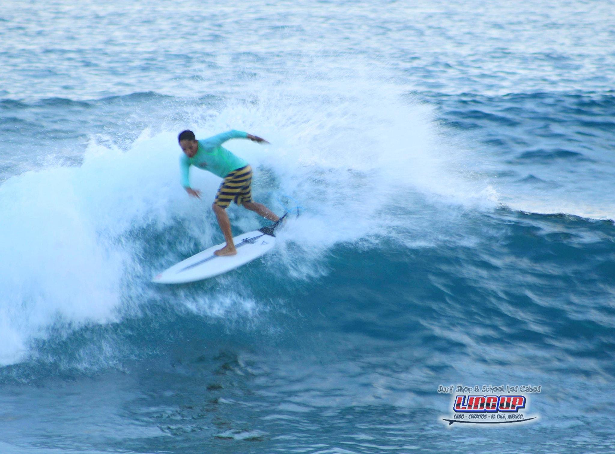 Surf school shop line up - Francisco padilla ...